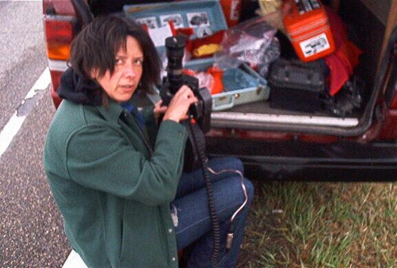 Filmmaker Vanessa Renwick.