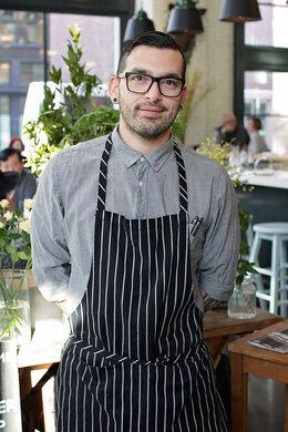 Chef Ricardo Valdes