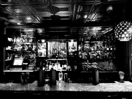 Tin Lizzie bar