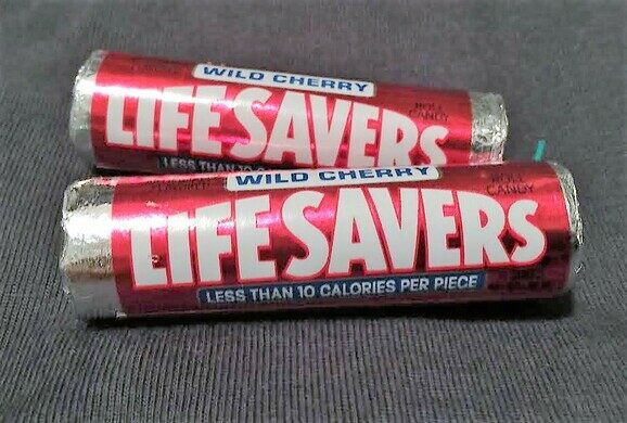 Lifesavers once used to make a ring to propose marriage