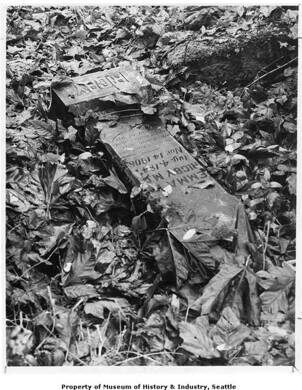 Emma Rigby's gravestone