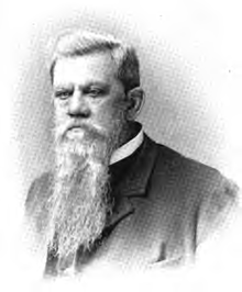Mayor William Mason, 1891.