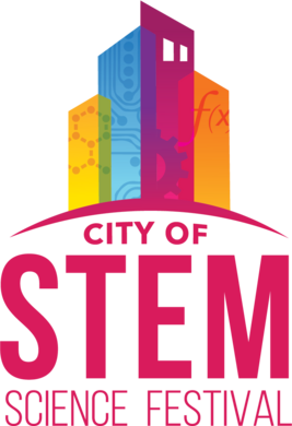 Part of the City of STEM, LA's official Science Festival
