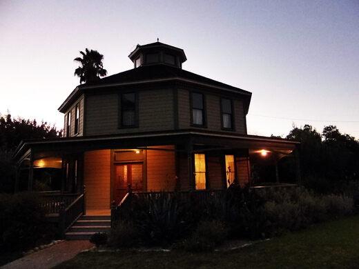 Octagon House.