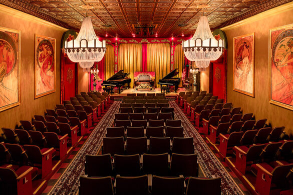 Old Town Music Hall.