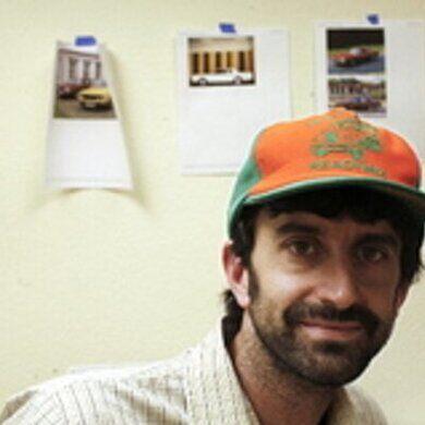 Filmmaker Matt McCormick.