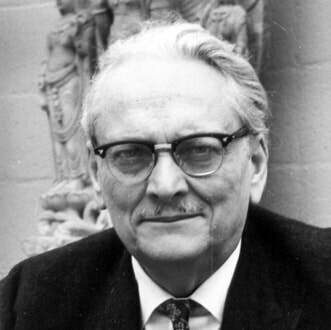 Philosophical Research Society Founder Manly P. Hall.