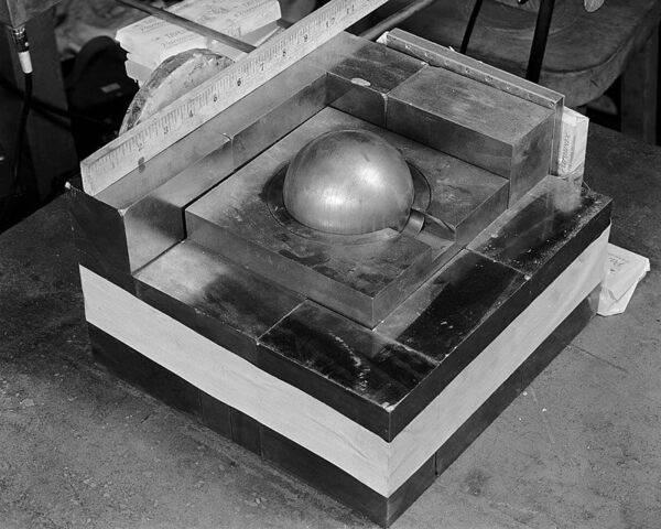 The Nuclear 'Demon Core' That Killed Two Scientists