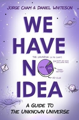 We Have No Idea book cover.