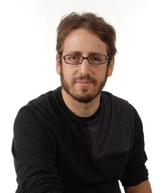 Author Daniel Whiteson.