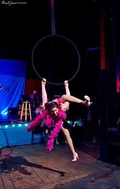 Acrobatics?
