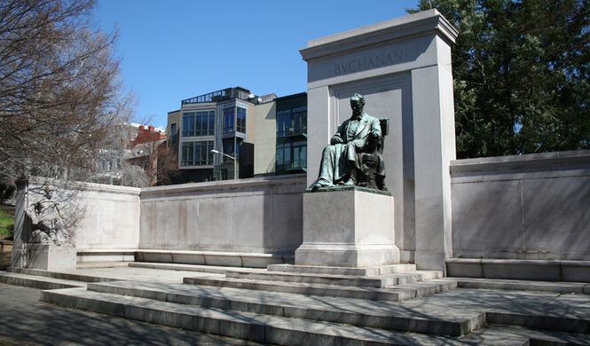Buchanan Memorial.