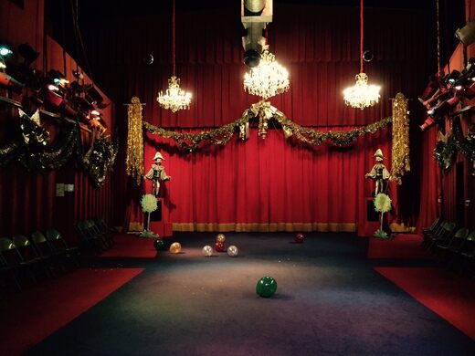 Bob Baker Marionette Theater.