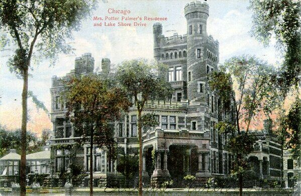 Palmer Mansion.