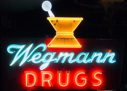Wegman Drugs.