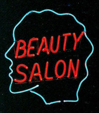 Beauty Salon.