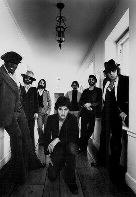Springsteen and the E Street Band, 1977.