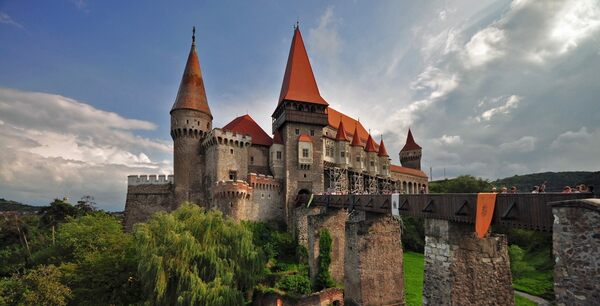 Romania: Castles, Ruins, and Medieval Villages - May 3, 2019 - Atlas Obscura Trips