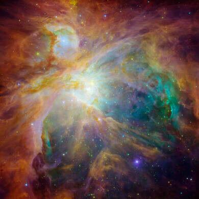 Orion Nebular.