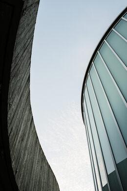 Skyspace exterior.