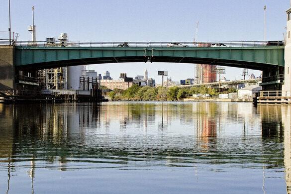 Greenpoint Bridge.