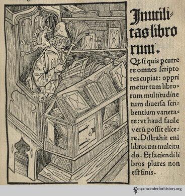 Brant's Stultifera Navis (1498).