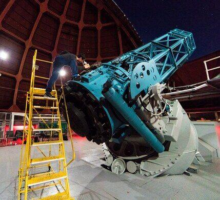 60-inch telescope.