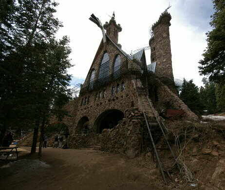 Bishop Castle.