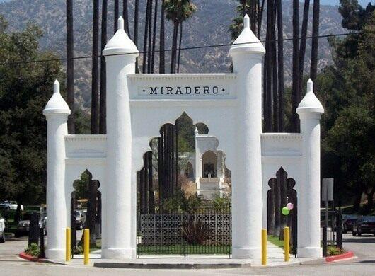 Miradero Gates.