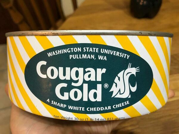 Cougar Gold Cheese - Gastro Obscura