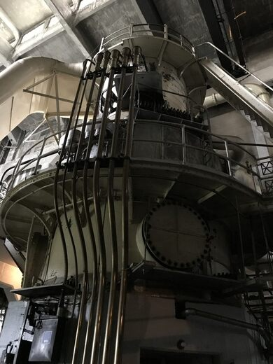 Georgetown Steam Plant.