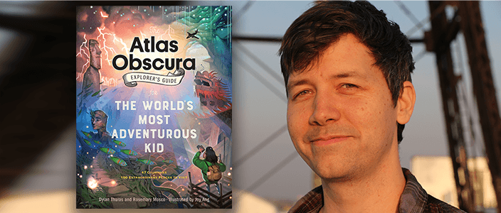 Join Atlas Obscura's co-founder and creative director for a night of wonder.
