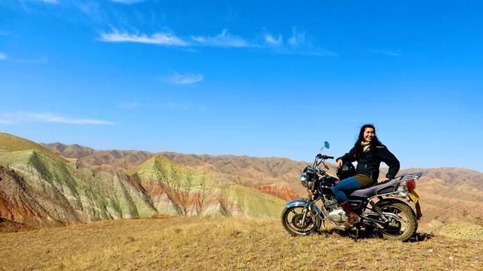 Tao Tao in Xinjiang province