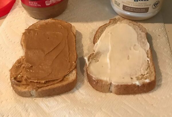 The Disappearance of the Peanut Butter and Mayonnaise Sandwich
