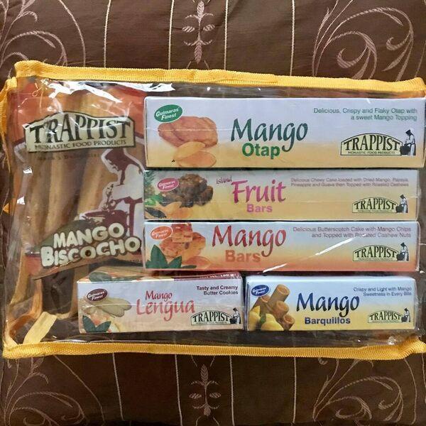 Trappist Mango Treats