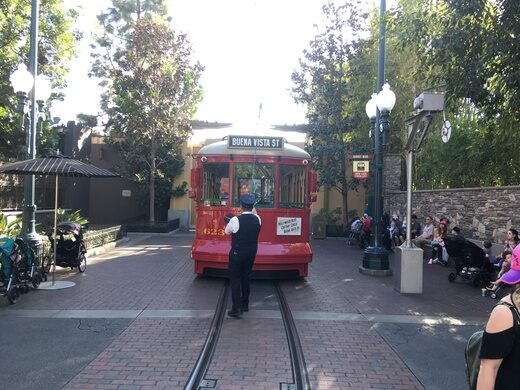 DCA Trolly