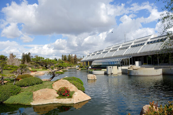 Donald C. Tillman Water Reclamation Plant.