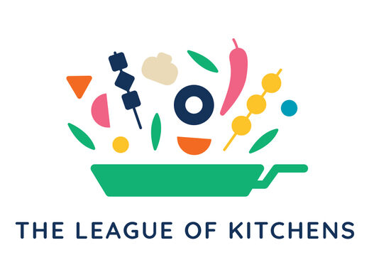 League of Kitchens Logo.