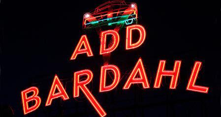 Bardahl Sign.