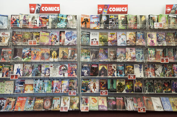 Challengers Comics.