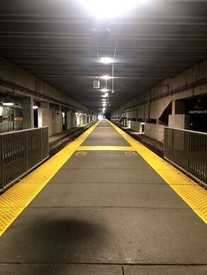 Hidden beneath the streets of Chicago are seemingly endless paths underground.