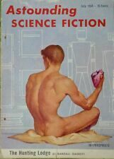 Cover of Astounding Science Fiction