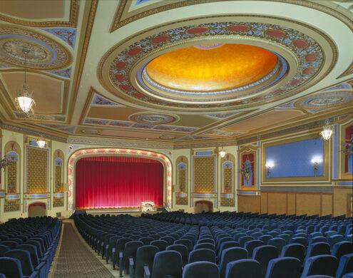 Inside The Tivoli Theatre