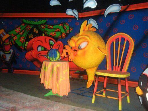 Garfield's Nightmare, Kennywood, PA