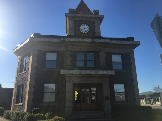 Georgetown City Hall.