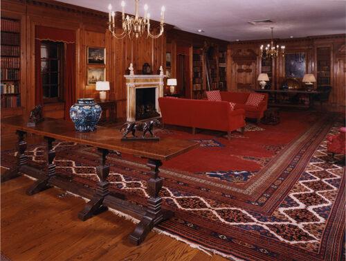 Elkins Room.