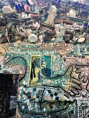Philadelphia's Magic Gardens.