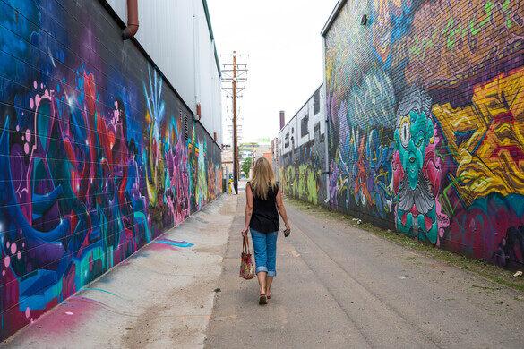 RiNo Graffiti