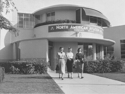 Kaufmann Building (circa 1950).
