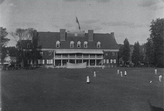 Germantown Cricket Club.